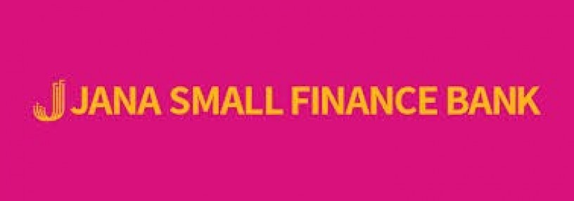 Logo Jana Small Finance Bank