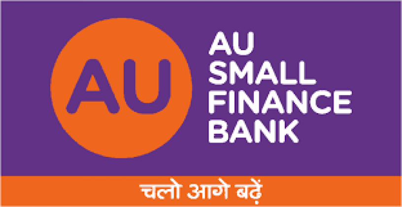 Logo AU Small Finance Bank