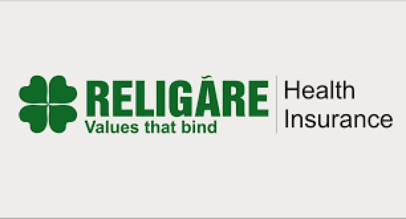 Logo Religare Health Insurance Company Limited